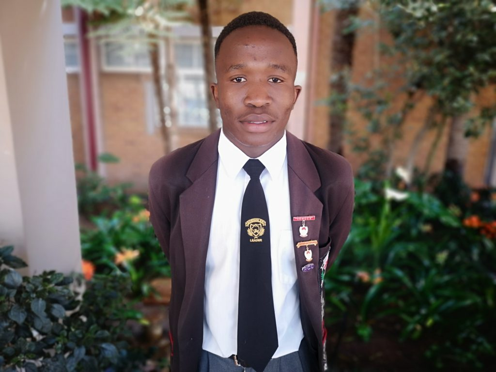 LEARNER MAKES GOLDEN LIONS U/16 TEAM